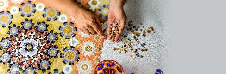 Studio Billi - Trend Italia - Mosaici e Agglomerati